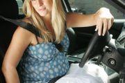 Podróż samochodem w ciąży