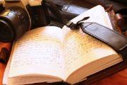 Zatrzymać chwilę, czyli dlaczego warto pisać pamiętnik...